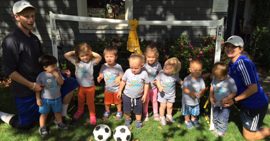 Soccer Kiddos Group Photo